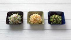 たっぷり野菜を食べるレシピ