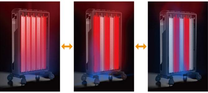 マルチダイナミックヒーターの電気代